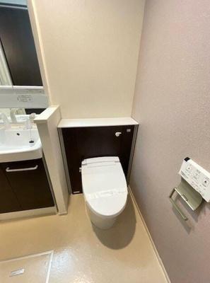 【トイレ】Casa Raffinato