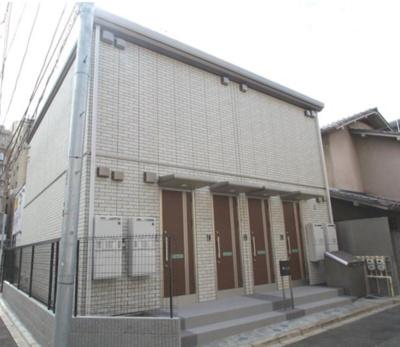 【外観】ヴァンガード北新宿