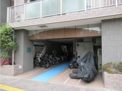 【エントランス】ドムール三ノ輪