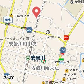 【地図】Viola壱番館