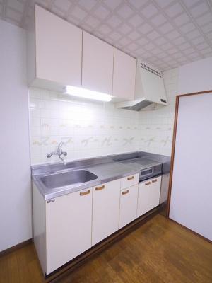 【キッチン】ピアパレス