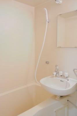 【浴室】スカイコート市ヶ谷第3
