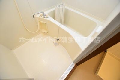 【浴室】リモージュ緑橋