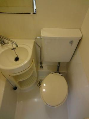 【トイレ】ネオハイツ三宮