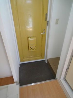 【玄関】ネオハイツ三宮