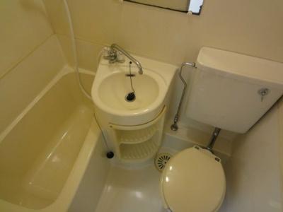 【浴室】ネオハイツ三宮
