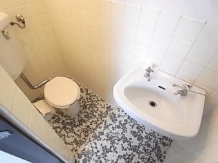 【トイレ】グリーンマンション