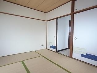 【和室】グリーンマンション