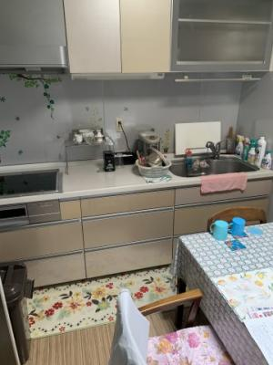 【キッチン】うるま市石川東山本町 戸建て