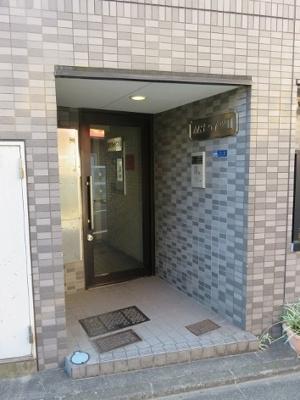 【エントランス】MSハイツⅢ