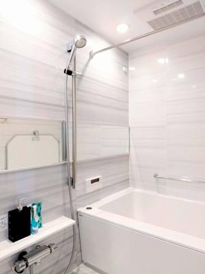 【浴室】ニックハイム日本橋 6階 リ ノベーション済