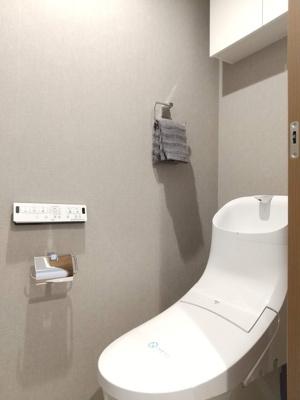 【トイレ】ニックハイム日本橋 6階 リ ノベーション済