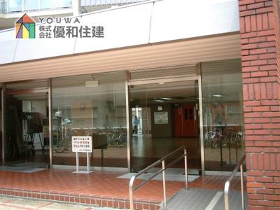 【玄関】リバーサイドパレス明石