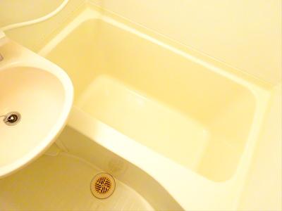 【浴室】ルーブル永福町弐番館
