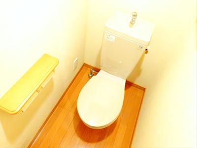 【トイレ】ルーブル永福町弐番館