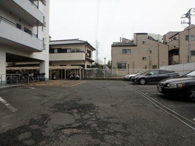【駐車場】クレスト南浦和