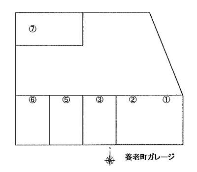 【外観】養老町ガレージ