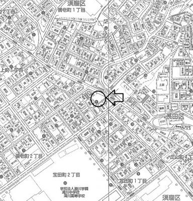 【地図】養老町ガレージ