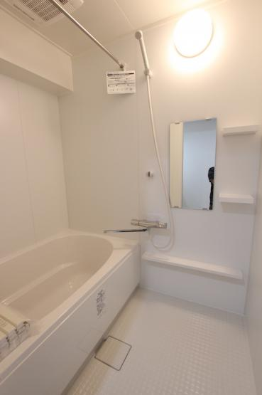【浴室】アンピール大野城