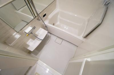 【浴室】新築戸建て 川口市原町