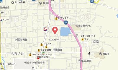 【地図】フォーレストSATOMI