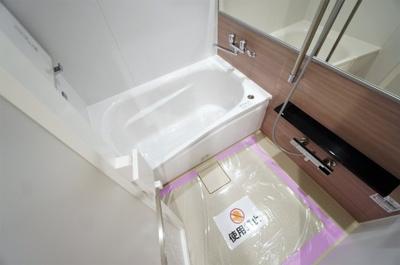 【浴室】与野ハウス2号棟