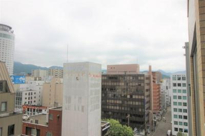 10階バルコニーからの眺望です。