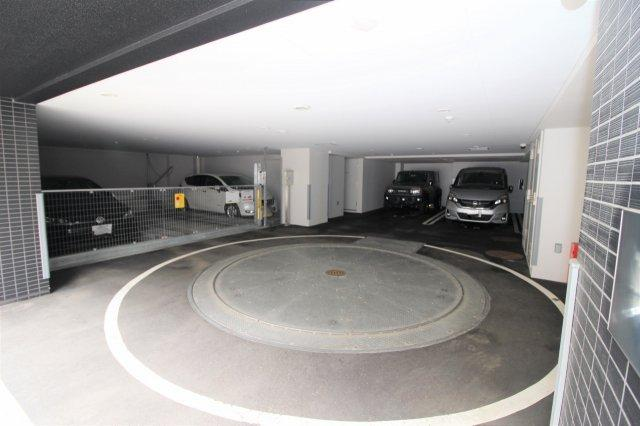 駐車場です。現在空きはございません。