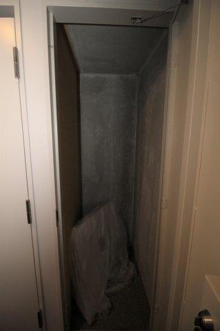 玄関横にトランクルームがございます。