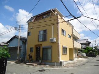 【外観】川西加茂2丁目11の13 中古一戸建て