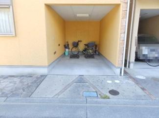 【駐車場】川西加茂2丁目11の13 中古一戸建て