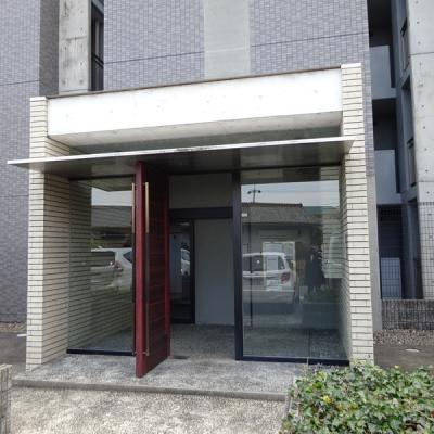 【エントランス】グリーンハイム三軒