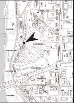 【地図】南区吉祥院石原西ノ開町 建築条件付売土地(2号地)