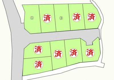 鳥取市国府町奥谷分譲地 3号地