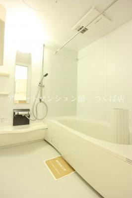 浴室乾燥機&追い焚き給湯付きの一坪お風呂♪