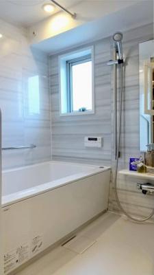 【浴室】成増シティハウス