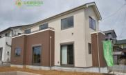 鴻巣市生出塚 2期 新築一戸建て ハートフルタウン 01の画像