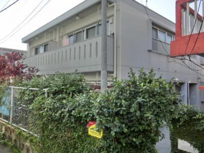 【外観】コーポ中村B