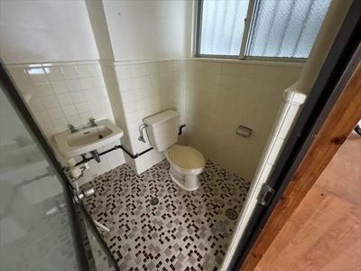 【トイレ】コーポ中村B