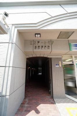 【エントランス】エステート・モア・薬院倶楽部