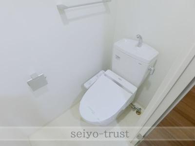 【トイレ】ライフメント堺町Ⅱ