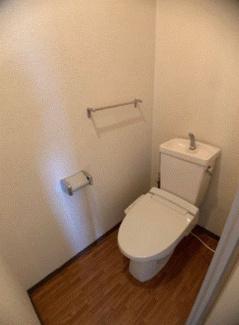 【トイレ】《鉄骨造10.04%☆》奈良県御所市大字東松本一棟マンション