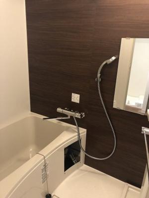 【浴室】クレヴィスタ亀戸Ⅲ