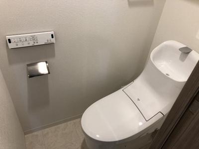【トイレ】クレヴィスタ押上