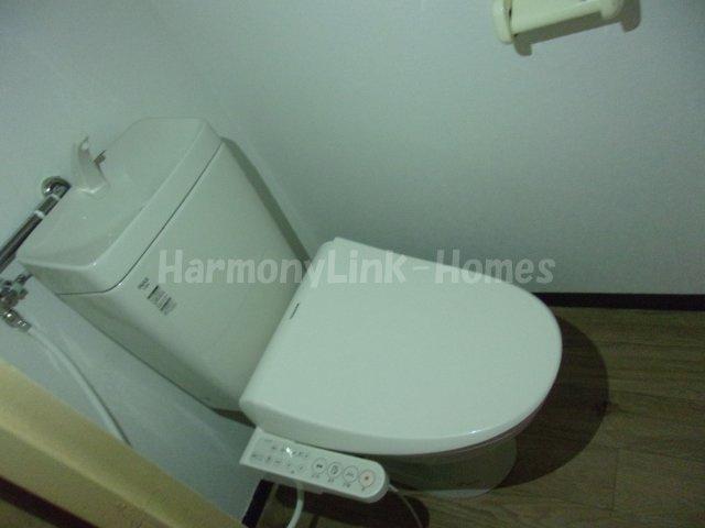 ダイヤパレス三河島の清潔感のあるトイレです☆