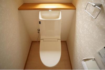 【トイレ】みどりコーポ