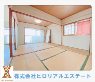【和室】メゾンドール明石山ノ手台B棟
