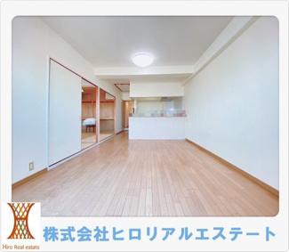 【居間・リビング】メゾンドール明石山ノ手台B棟