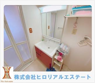 【独立洗面台】メゾンドール明石山ノ手台B棟