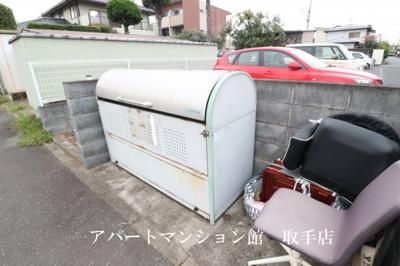 【トイレ】レオパレスプライム